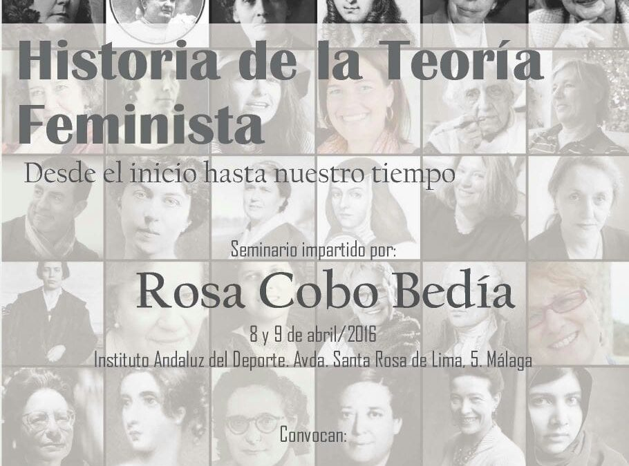 Curso Rosa Cobo